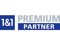 Logo 1&1 Premiumpartner