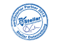 Logo Stellar Data Recovery Partner